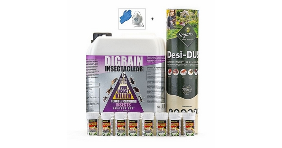 Brown House Moth Control Kit 3