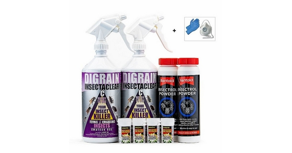 Carpet Moth & Carpet Beetle Control Kit 2