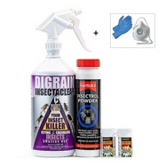 Carpet Moth & Beetle Control Kit 1