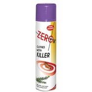 Zero In Clothes Moth Killer Aerosol Spray 300ml