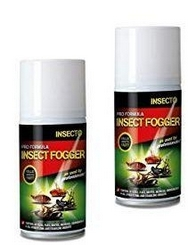 Brown House Moth Killer Power Fogger x 2