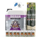 Brown House Moth Control Treatment Pack 3